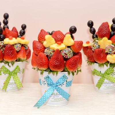 3 aranjamente de fructe cu doar 150 RON!